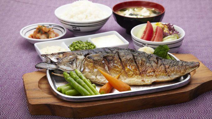 Fuji menu